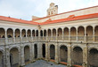 Claustro de la Iglesia de Santiago, Calera de León