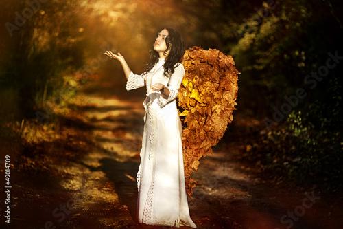 Fototapeten,allein,engel,blondhaarig,schönheit