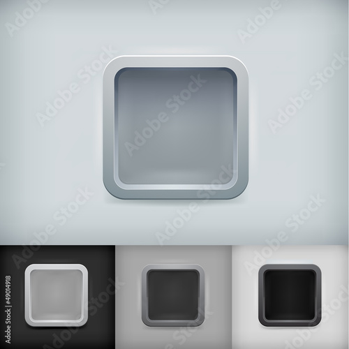 Phone and tablet icon template kit