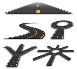 Road Elements