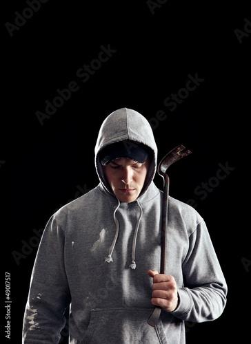 Bad Guy in the Dark