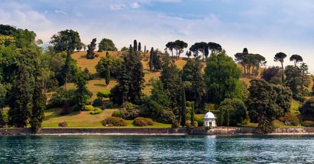 Villa Melzi d'Eril park, Bellagio