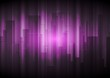 Purple modern vector background