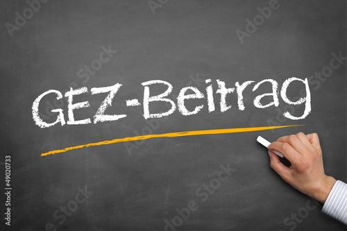 GEZ-Beitrag