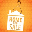 house sale vector