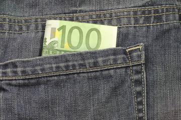 Einhundert Euro