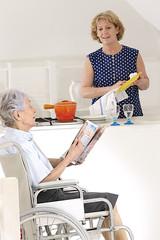 Aide sociale aux personnes âgées