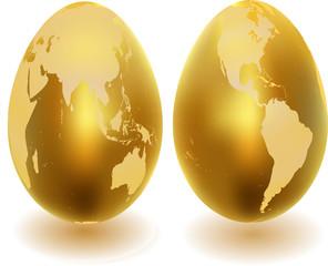 Metall Eiern