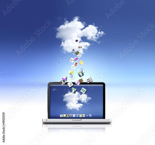 The Cloud - Dans les Nuages