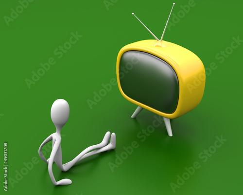 Fernseh schauen