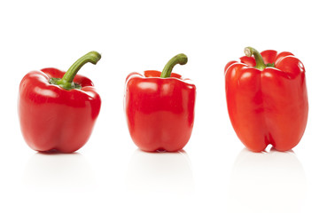 Fresh Organic Red Bell Pepper
