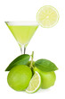 lime juice and limes