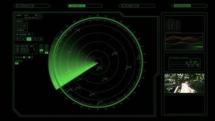 Environmental radar