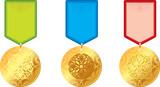 set medal