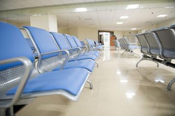 Hospital waiting room
