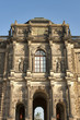Zwinger Museum in Dresden, Germany
