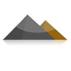 Pyramides en duo