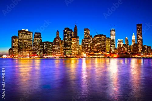 Manhattan, New York City. USA. - 49043555