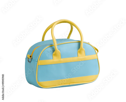 Colorful sport bag for keeping sport ware