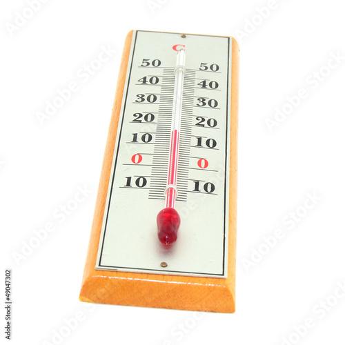 Termómetro Grados Centígrados