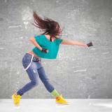 full of energy dance move