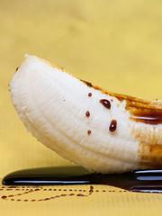 banana sirope