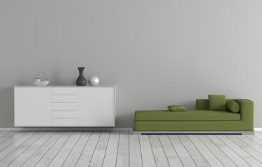 Sofa + Sideboard
