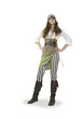 Femme pirate debout