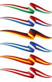 Fototapety bandiere europa