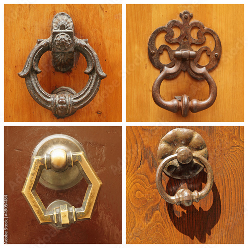 old knockers set