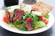 Bacon Arugula Salad