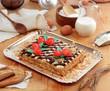 Torta millefoglie al cioccolato - Puff pastry cake