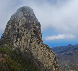 Cheminée volcanique - La Gomera