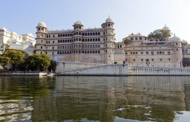 City  Palace, Udaipur, Rajasthan.