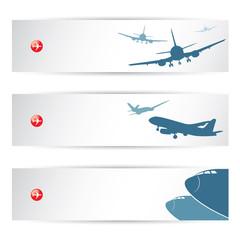 Air traffic headers