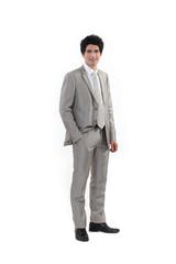 Young graduate businessman