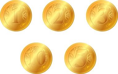 gold ñoins