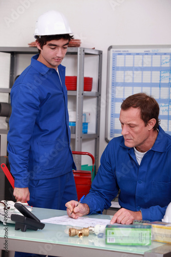 Plumbing Apprentice