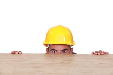 Cowardly builder