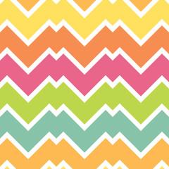 Candy chevron pattern, seamless background