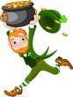 Running Leprechaun