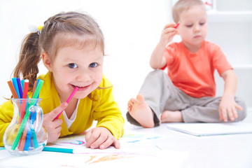 children's drawing