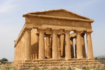 【イタリア・シチリア島】神殿の谷