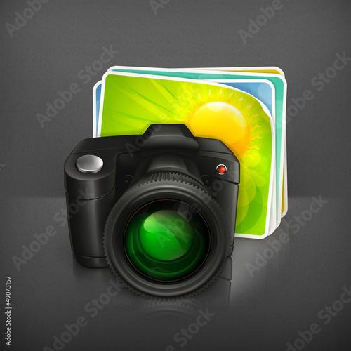 Photo, icon
