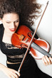 Violin player musician violinist