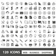 icon button piktogramm set
