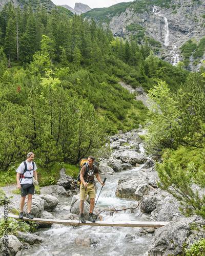 Boulderspot im Lechtal