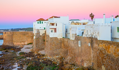 Asilah sunset
