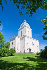 Suomenlinna church in Suomenlinna, Finland