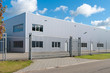 industrial building - 49083169